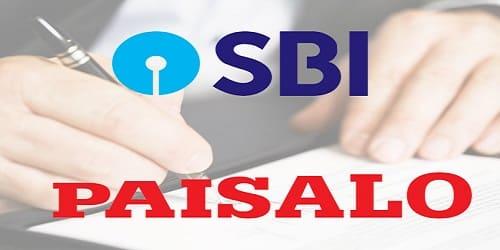 SBI - PAISALO Digital Limited