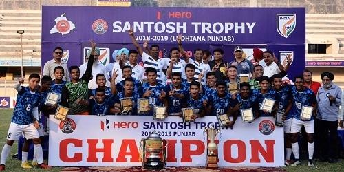 Santosh Trophy Football