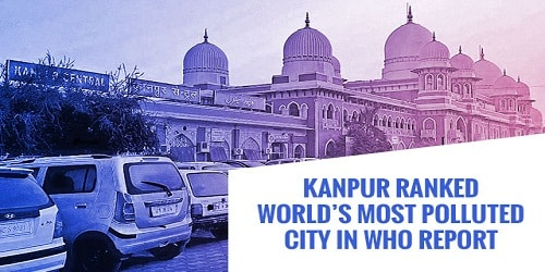 The most polluted city