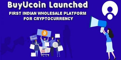 Wholesale Cryptocurrency Trading has introduced by BuyUcoin