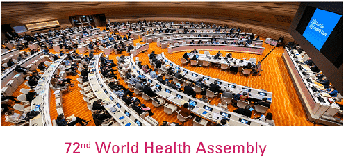 72nd World Health Assembly 2019