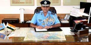 Air Marshal Ghotia