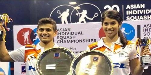 Asian Squash Championship 2019