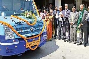 Bank on Wheels