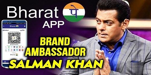 BharatPe -Salman Khan