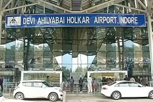 Devi Ahilya Bai Holkar Airport of Indore