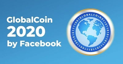 "Facebook's cryptocurrency ""GlobalCoin"""