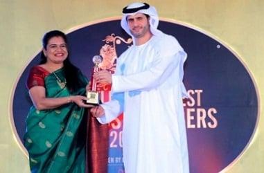 Hema Divakar gets Global Asian of the Year