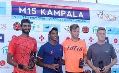 ITF men's Futures tennis