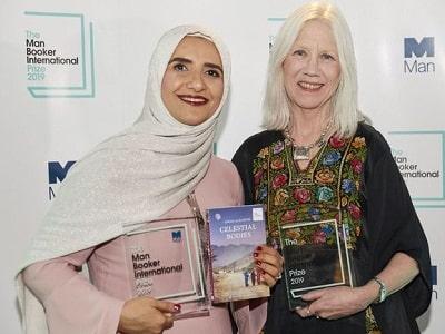 Jokha Alharthi won Man Booker International Prize