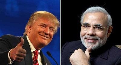 Narendra Modi second most followed politician