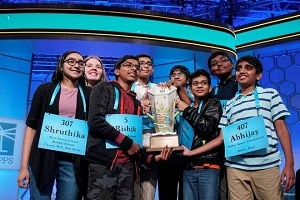 National Spelling Bee Contest