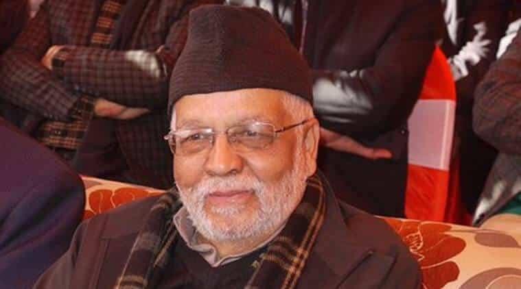 Nilambar Acharya appointed Nepal's envoy to India
