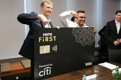 'Paytm First Card'