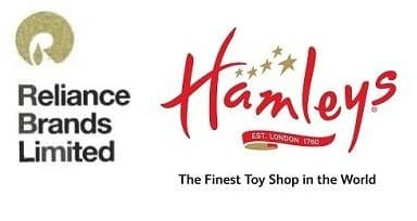 Reliance acquired Hamleys