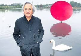 Sculptor Anish Kapoor