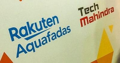 Tech Mahindra- Rakuten Aquafadas