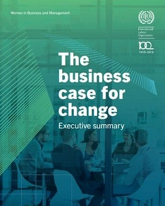 Women in Business and Management The business case for change