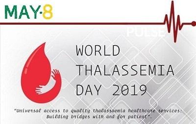 World Thalassaemia Day 2019