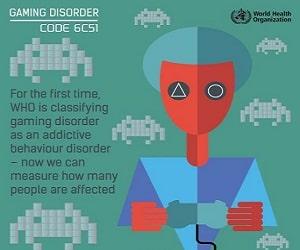 gaming disorder'