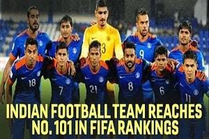 101st FIFA ranking