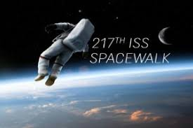 217th spacewalk