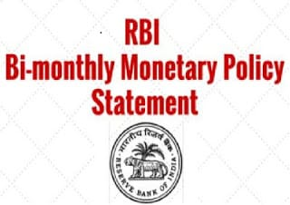 Bi-monthly Monetary Policy