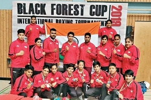 Black Forest Cup