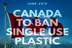 Canada to curb single use plastics from 2021