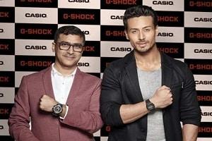 Casio India roped Tiger Shroff
