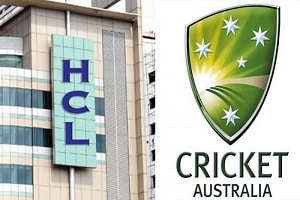 Cricket Australia signs a multi-year partnership with HCL