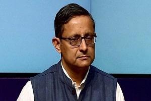 Defence Secretary Sanjay Mitra