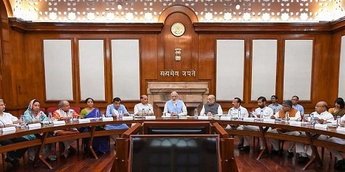 Eight key cabinet committees