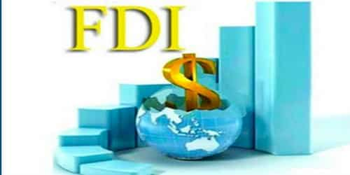 FDI in services sector