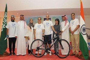 Gandhi Cycle Rally for Peace