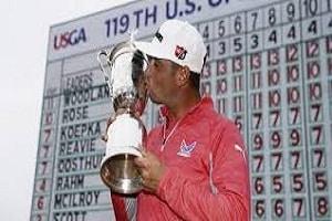 Gary Woodland wins 119th US Open 2019