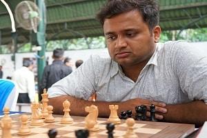 Girish Koushik of Karnataka