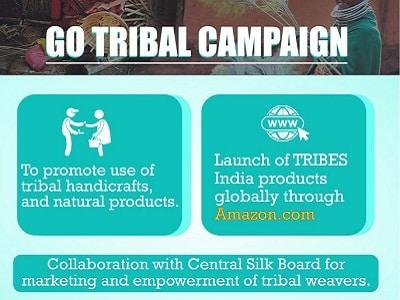 Go Tribal campaign