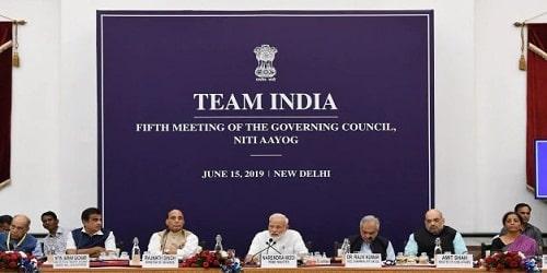 Governing Council of NITI Aayog
