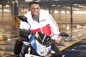 Hero MotoCorp appoints Yerry Mina