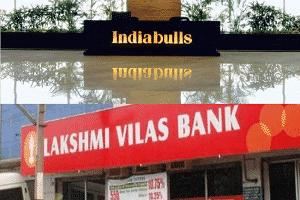 Indiabulls Housing Finance and Lakshmi Vilas Bank