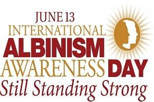 International Albinism Awareness Day 2019