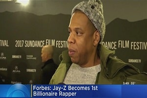 Jay-Z is the World's 1st Billionaire Rapper
