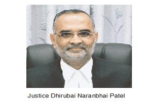 Justice Dhirubhai Naranbhai Patel