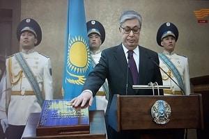 Kassym-Jomart Tokayev