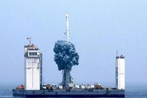Long March 11 rocket