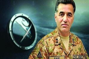 Lt Gen Faiz Hameed