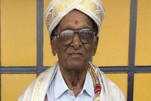 N Lingappa passed away