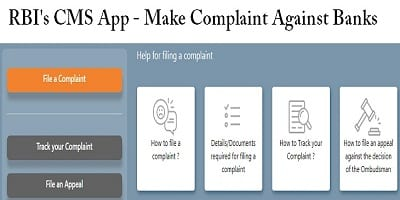 RBI launches new complaints portal for filing online complaints against banks, NBFCs
