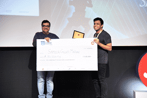 Sameer Gulati bags Rs. 3 lakhs for 'world's best coder'